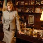 María Servini de Cubría allanó en agosto del año pasado  el edificio de la entidad rectora del fútbol argentino