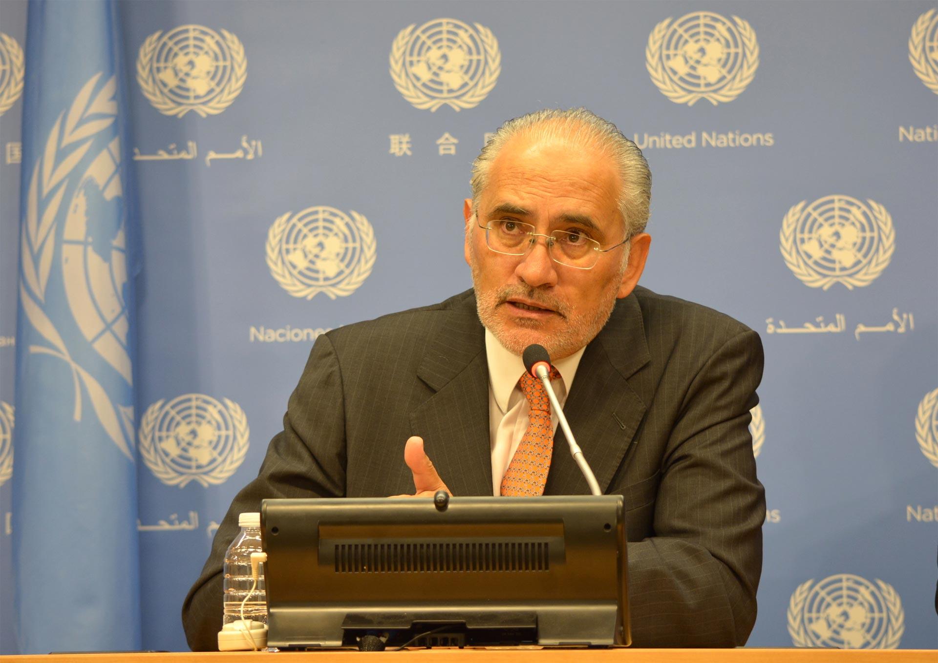 Carlos Mesa representó a Bolivia en la demanda hecha a Chile