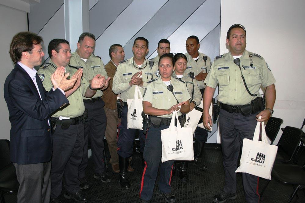 El alcalde del municipio, Ramón Muchacho, dio declaraciones al respecto