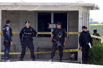 Se sospecha de siete funcionarios