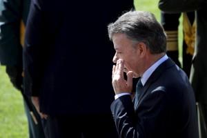 Juan Manuel Santos destacó la importancia de apagar paulatinamente el fuego
