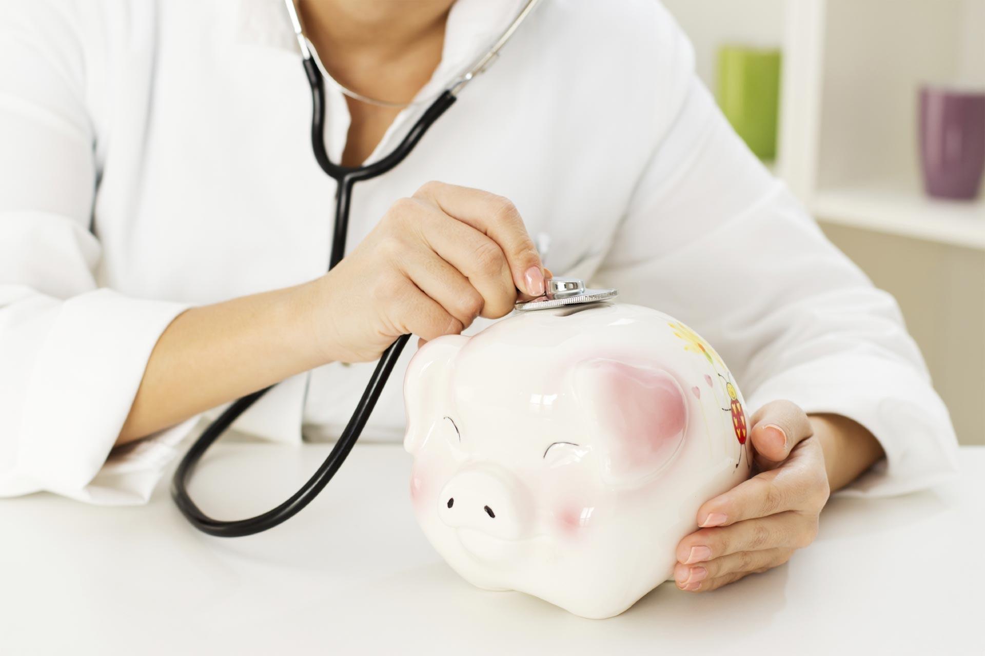 En México ofrecerán presupuesto para chequeos médicos y visitas al nutricionista