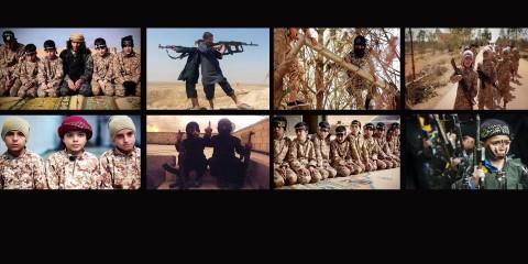 En condiciones normales lo ideal es que los niños tengan una infancia inocente. Para ISIS lo normal es convertirlos en soldados