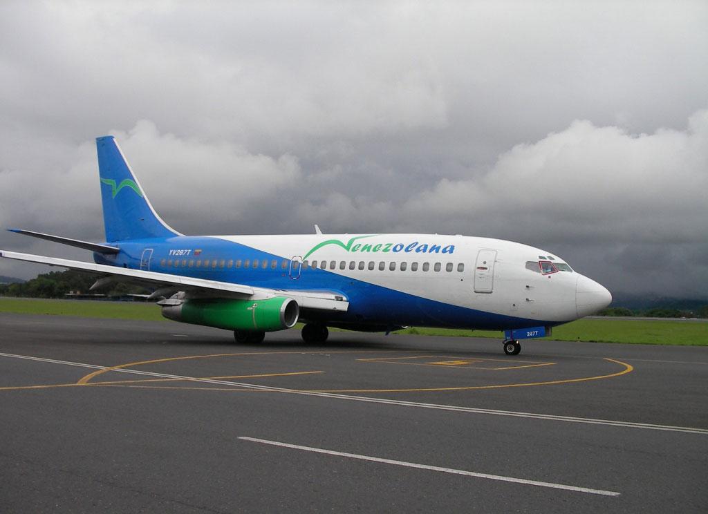 La compañía, está volando hacia Aruba, Panamá, República Dominicana y Trinidad