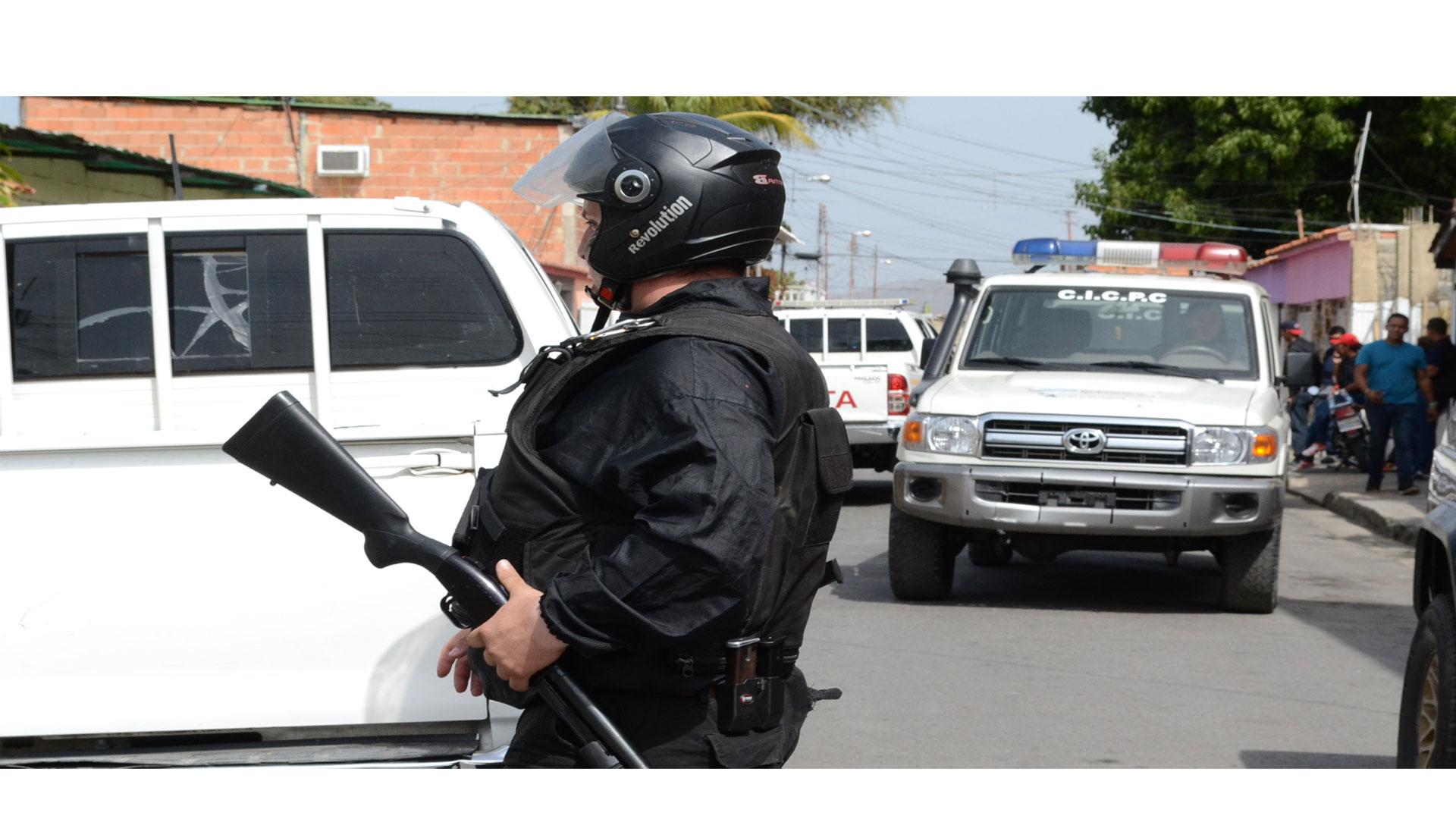 Horas antes el sujeto se evadió de los calabozos de la policía sureña