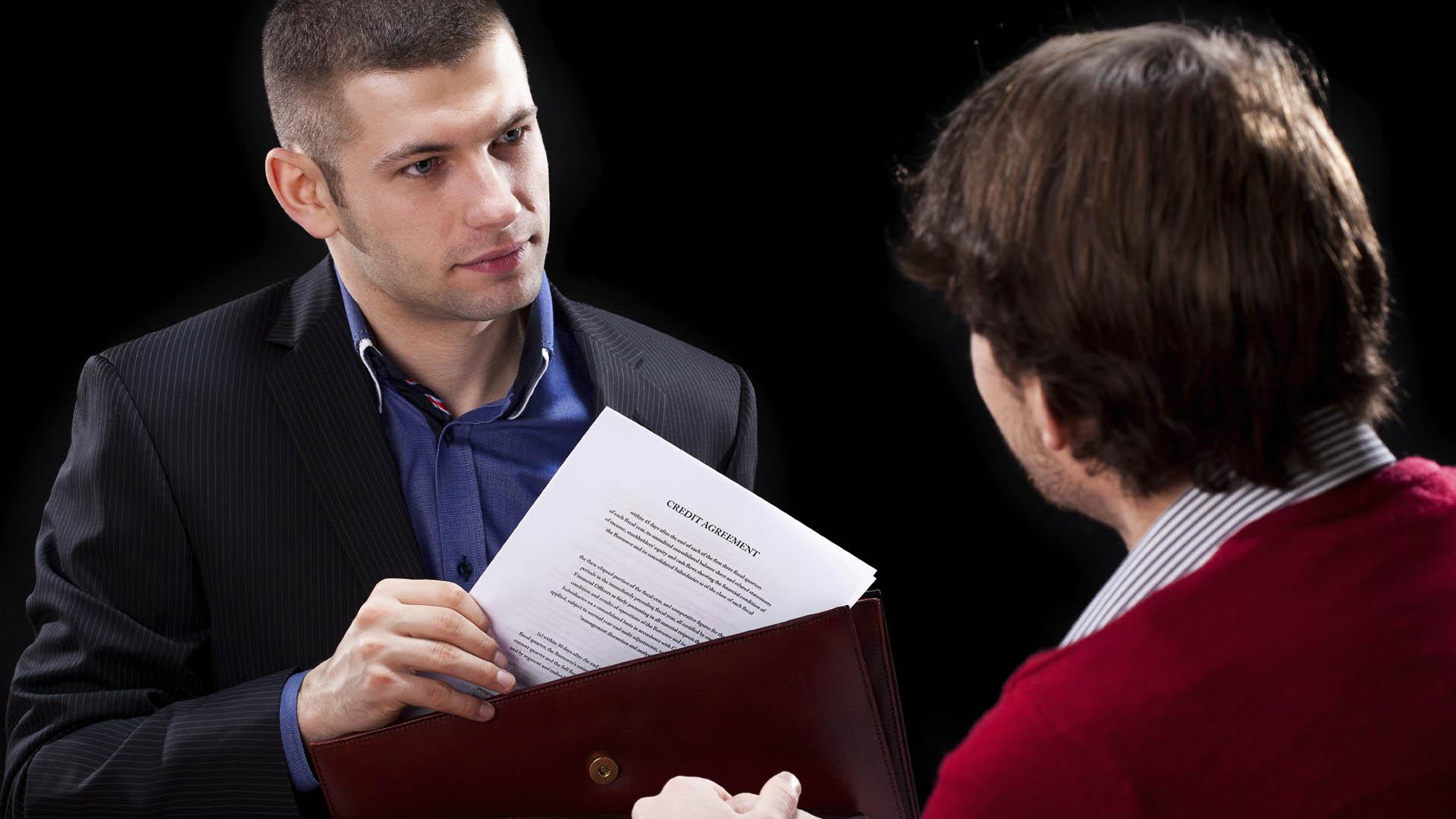 Con frecuencia el usuario de un seguro es quien pone sobre la mesa procedimientos ilegales