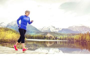 La adopción de un estilo de vida activo es uno de los elementos que ayudan al cuerpo a mantenerse saludable