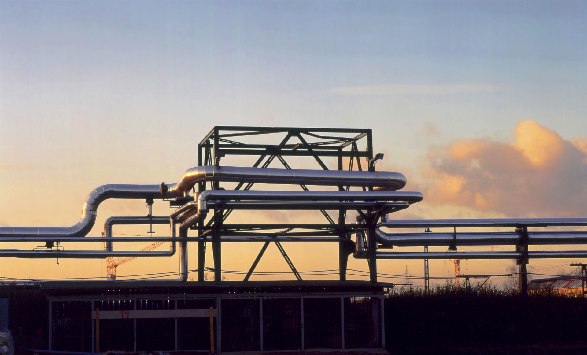 Una vez que se hayan levantado las sanciones contra el país persa, venderán gas natural al viejo continente