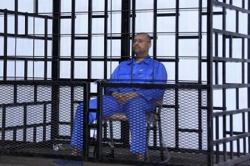 Está detenido en la ciudad de Zintan, en el oeste de Libia, desde que fue capturado a finales de 2011