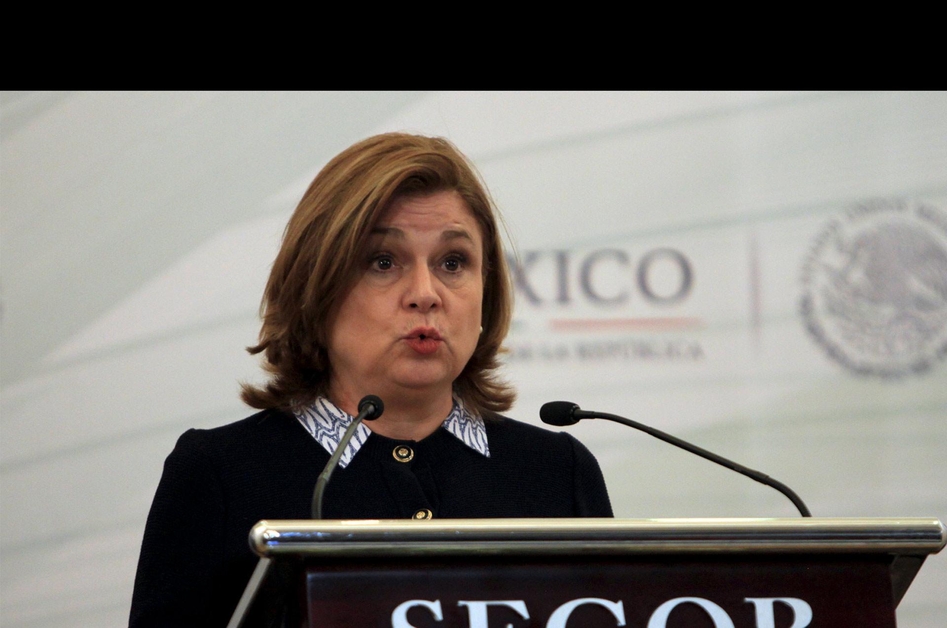 Procuradora General de la República, Arely Gómez