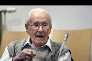 Hoy miércoles el tribunal emitirá la sentencia judicial al ex miembro de las SS nazis Oskar Gröning