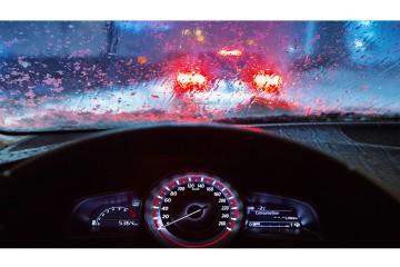 Quien planee un viaje largo debería informarse previamente sobre las condiciones del tiempo en la ruta