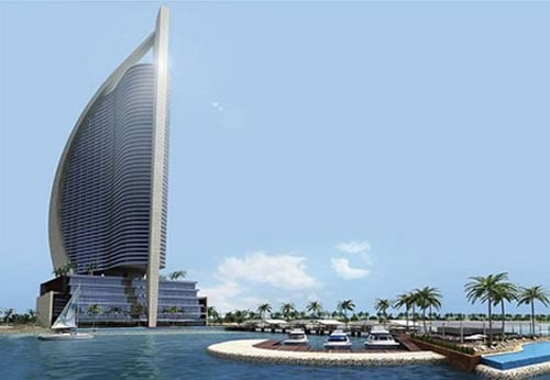 Trump Ocean Club International Hotel And Tower In Panama City