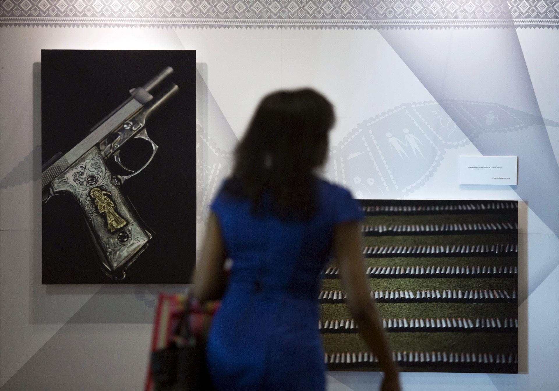 El tratado de armas obligaría a evaluar los riesgos sobre transporte de armas a países violentos