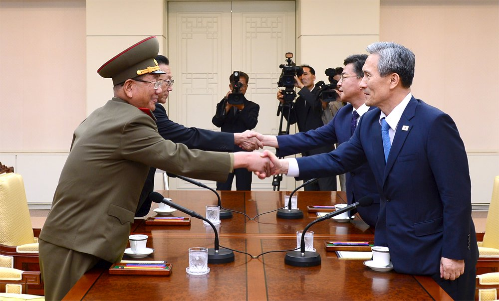 Continúa el dialogo entre las dos Coreas