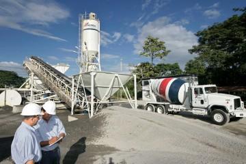 Cemex abrió una fábrica que duplicará la producción de cemento en el país
