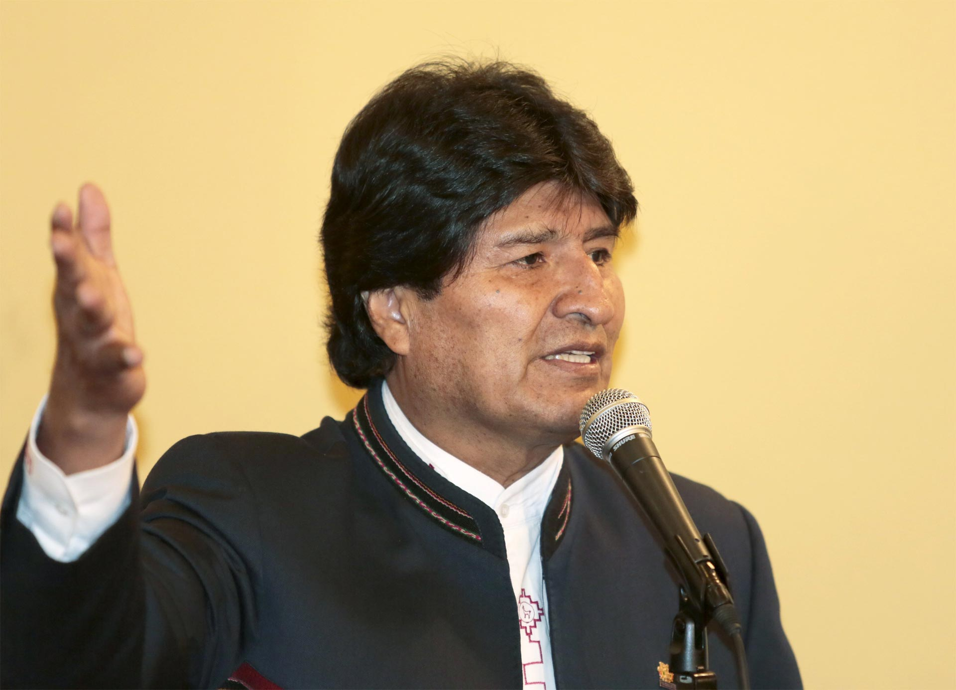 El presidente boliviano dice que solo reconocerá la información de la ONU