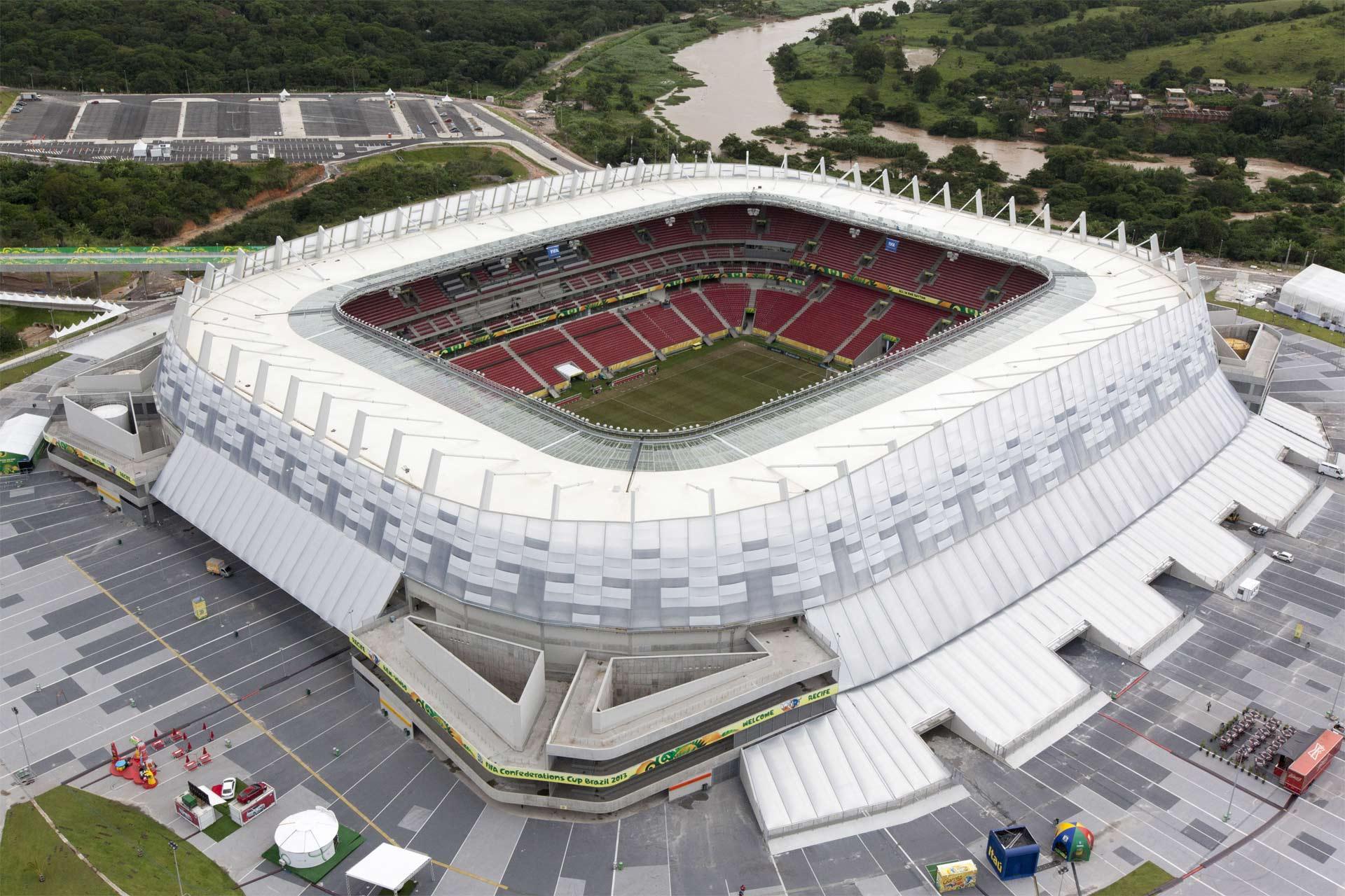 La policía Federal de Brasil investiga irregularidades en los contratos de obras y el llamado a licitación para la construcción del estadio Arena Pernambuco de Recife