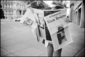 El Watergate provocó en EE.UU. la dimisión del presidente Nixon