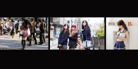 El Joshi kosei osampo, más conocido como JK, es un perturbador servicio que ofrecen las adolescentes japonesas que, en ocasiones, se convierte en una auténtica pesadilla