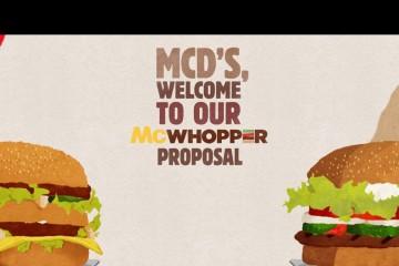 Le realizó una invitación pública a trabajar juntos en una nueva hamburguesa