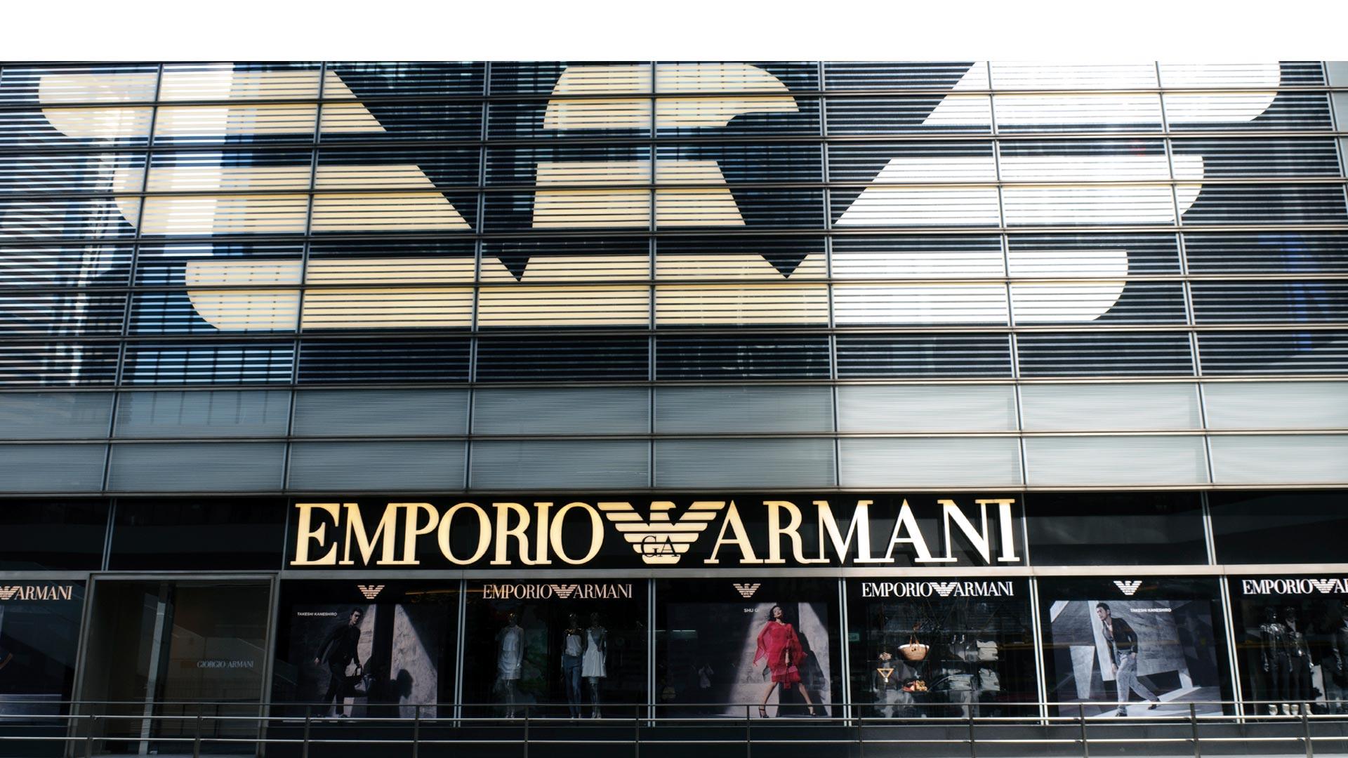 Emporio Armani lanzó una aplicación donde encontrarás performances especiales y playlists que crearon varios músicos reconocidos