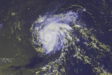 En Puerto Rico esperan que el ciclón acabe con la sequía que los aqueja