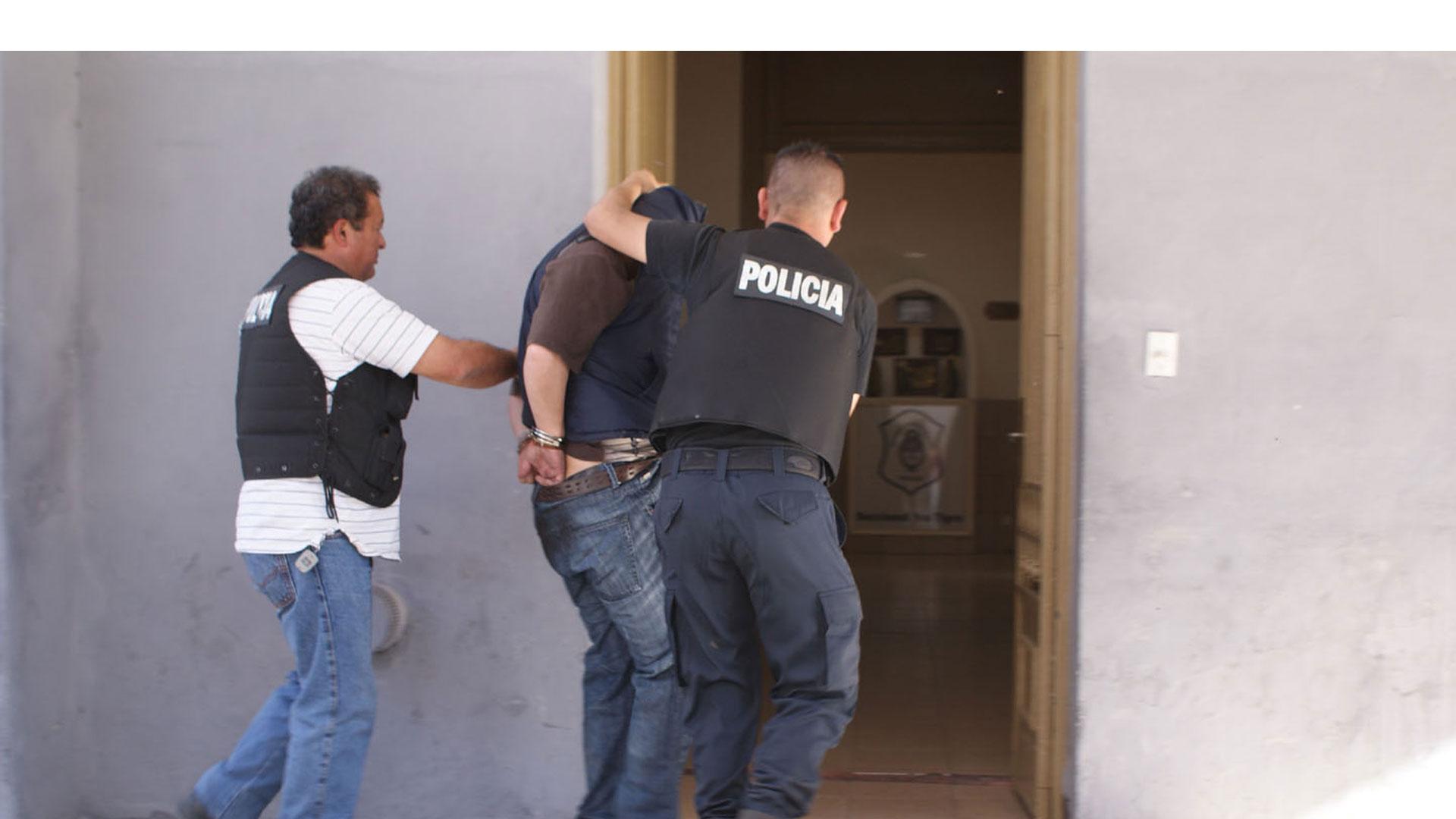 El hombre será recluido en el Centro Penitenciario Región Andina