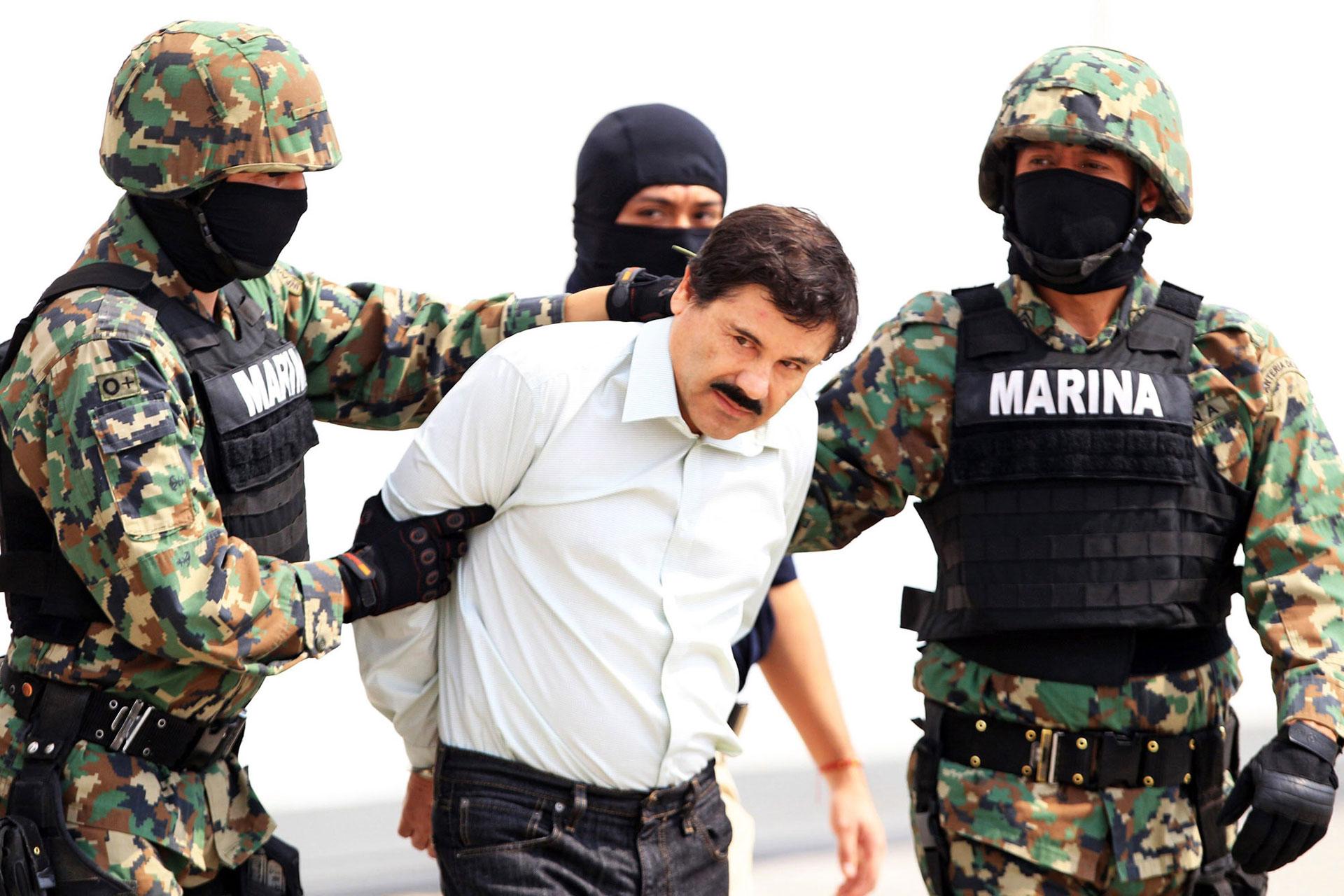 A parte de narcotraficante, él mismo admitió ser un asesino, que mató a más de 2 mil personas