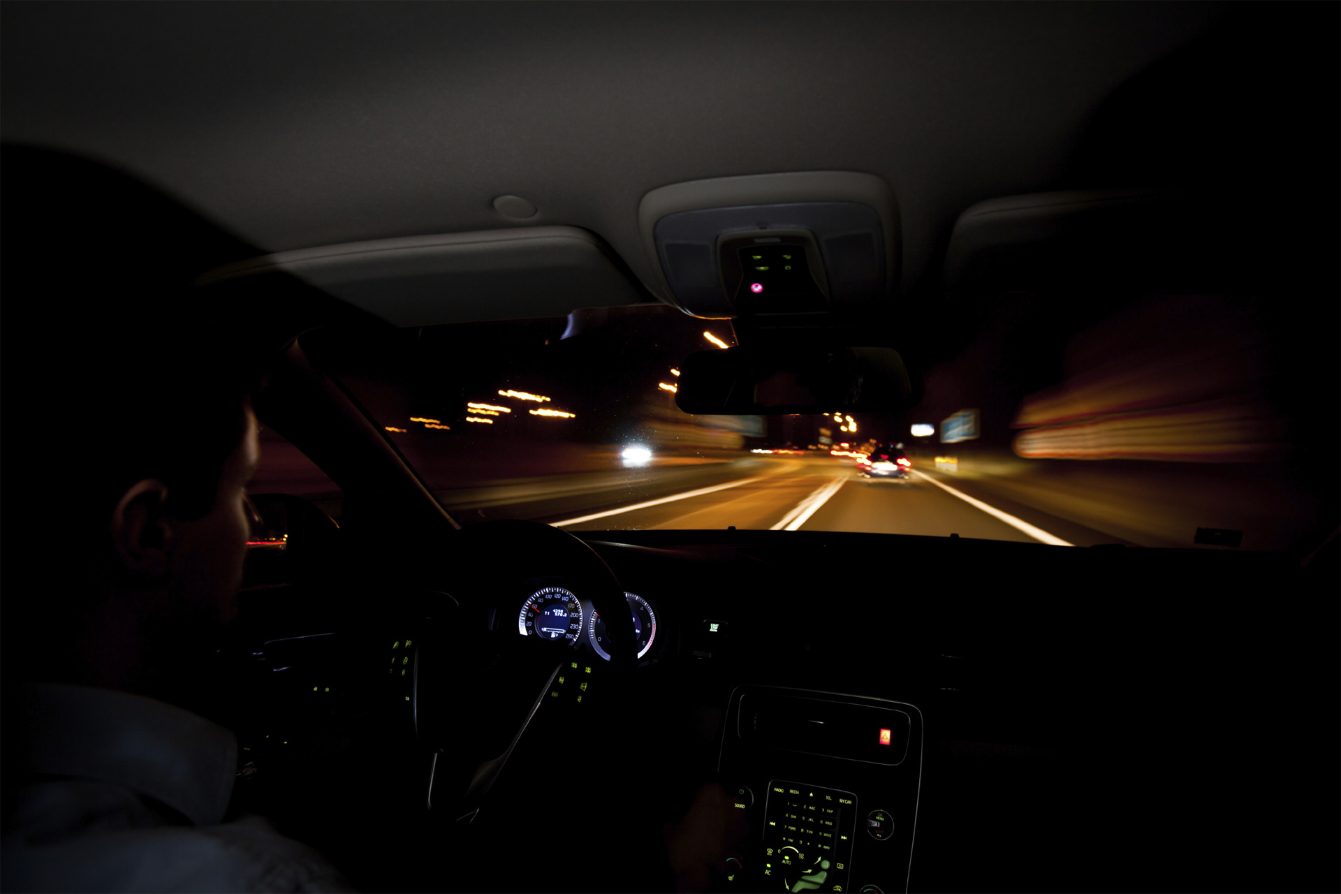 Ford está desarrollando un avanzado sistema de iluminación que permite detectar personas y animales en la oscuridad