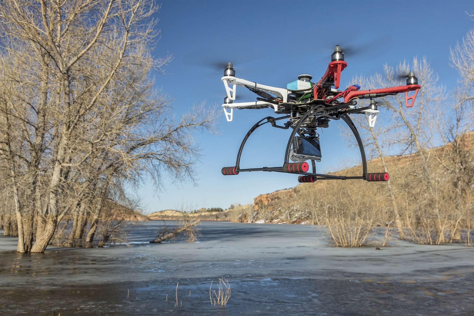 Al igual que crece la actividad profesional, crece el uso lúdico de estos ingenios voladores