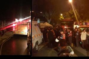 El hecho ocurrió el domingo por la noche en Altamira y hubo 8 víctimas mortales