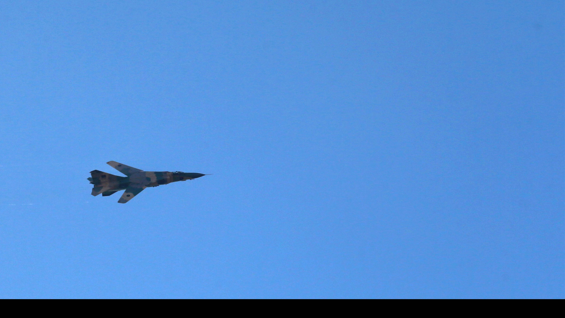 El gobierno con sede en Tobruk instó a sus aliados árabes a lanzar ataques aéreos contra el grupo terrorista