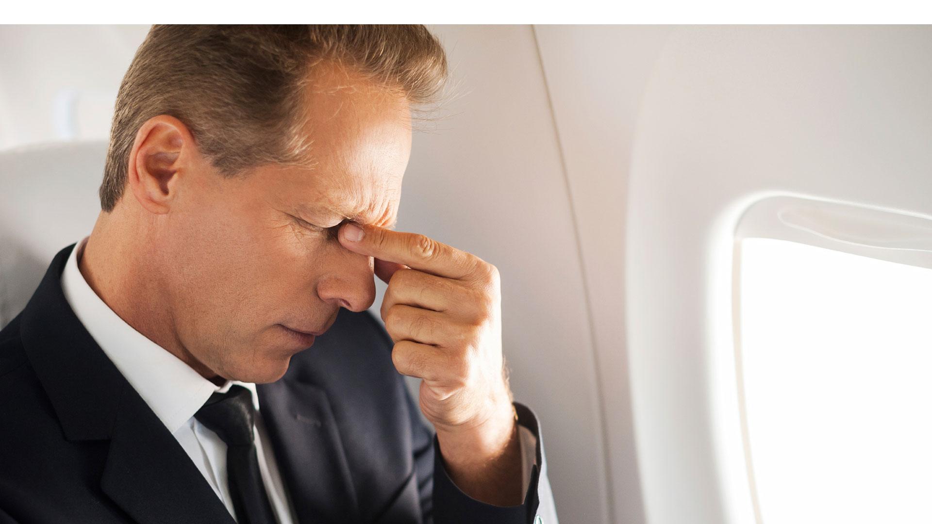 Hay medicamentos que resultan buenos cuando no puedes controlar las náuseas en el viaje