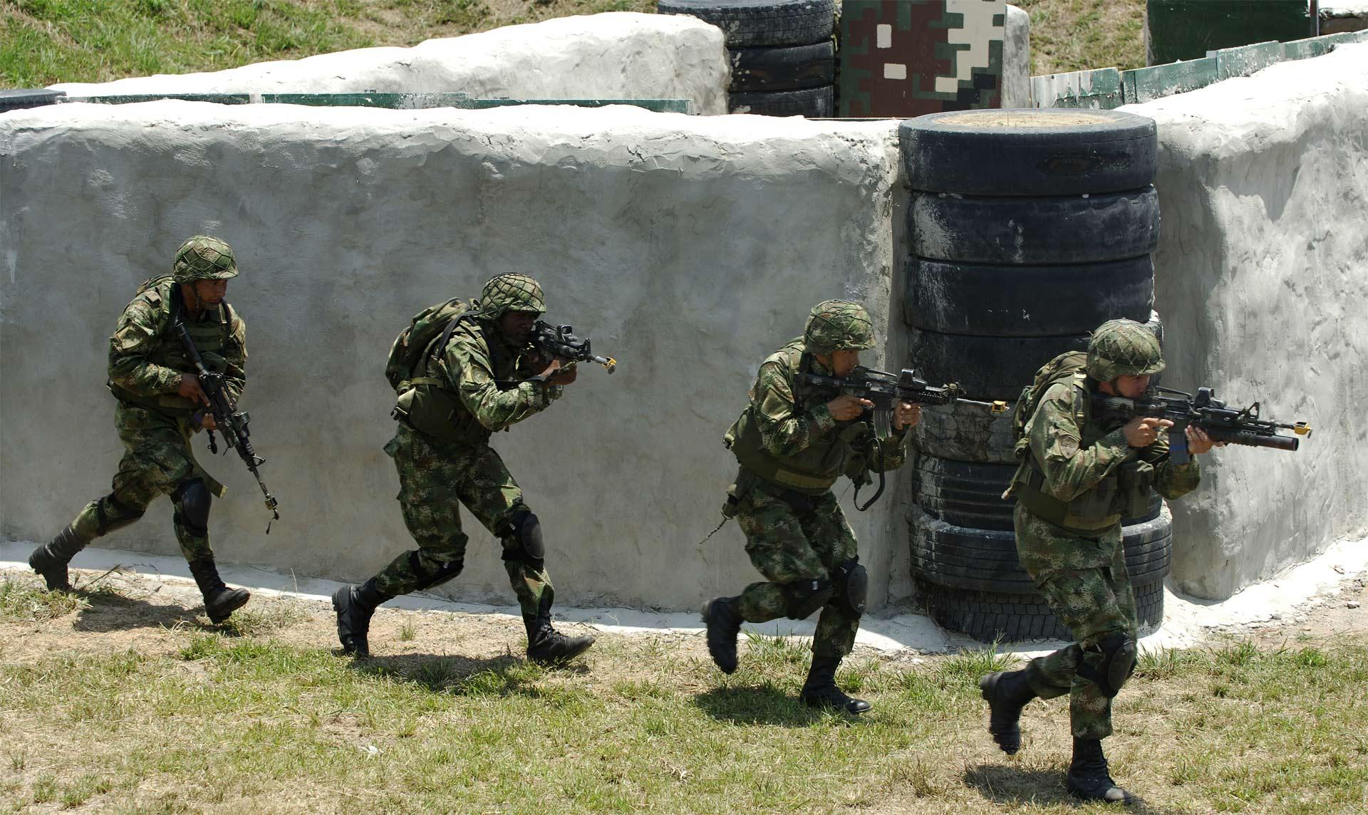 Murieron por la activación de un explosivo en el departamento de Norte de Santander, en Colombia, informaron fuentes oficiales