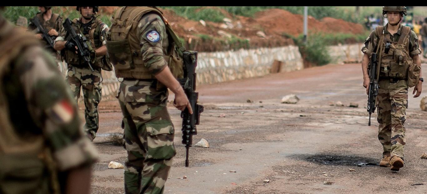 Desde abril del 2014 se han registrados 13 denuncias en República Centroafricana