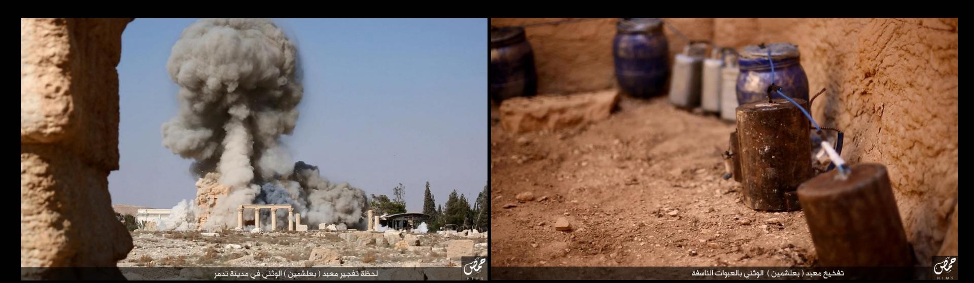 Las imágenes que hoy circulan por la red muestran cómo el lugar quedó prácticamente reducido a cenizas
