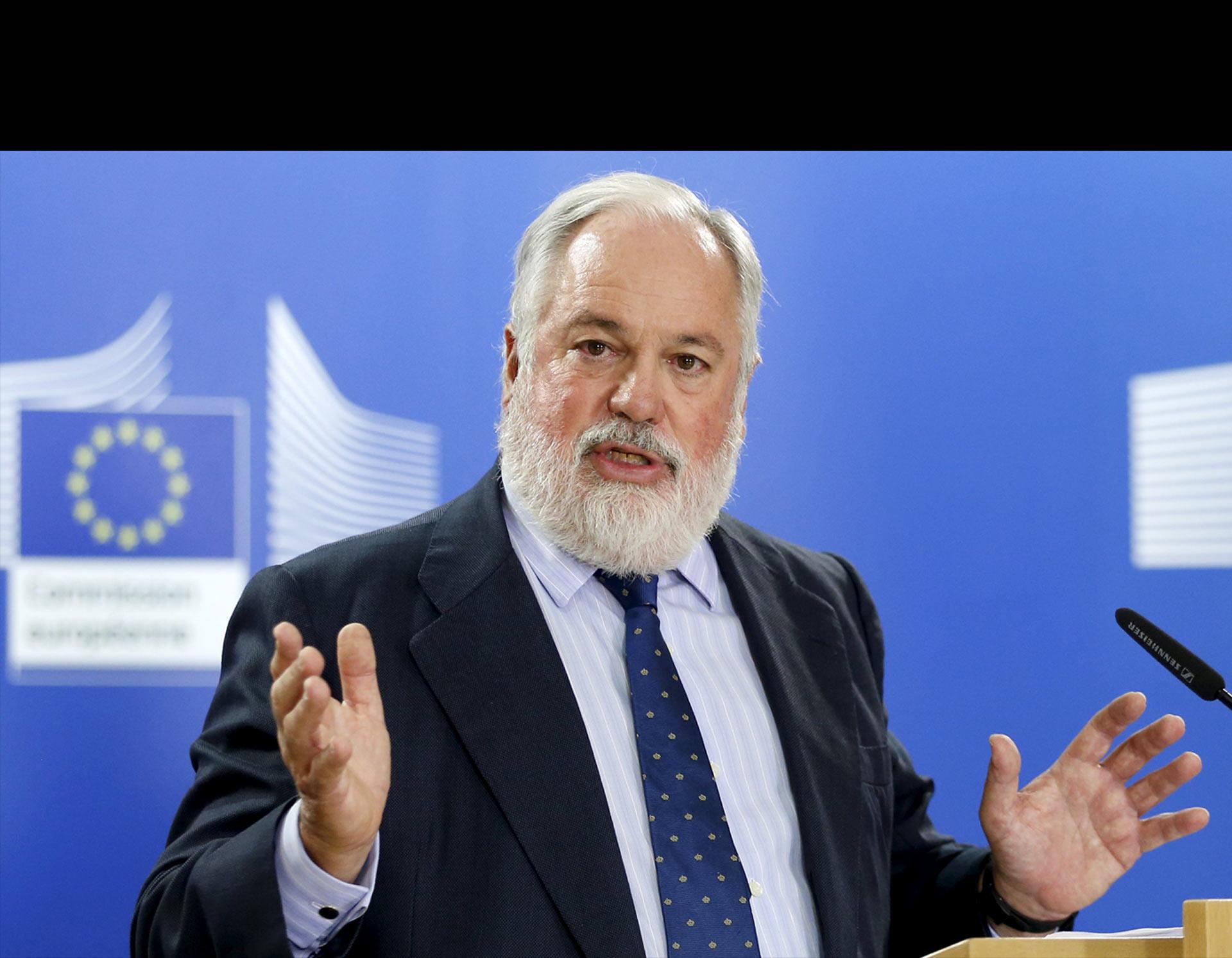 El comisario europeo de Clima y Energía dijo que todos los países del G-20 deben formular propuestas concretas