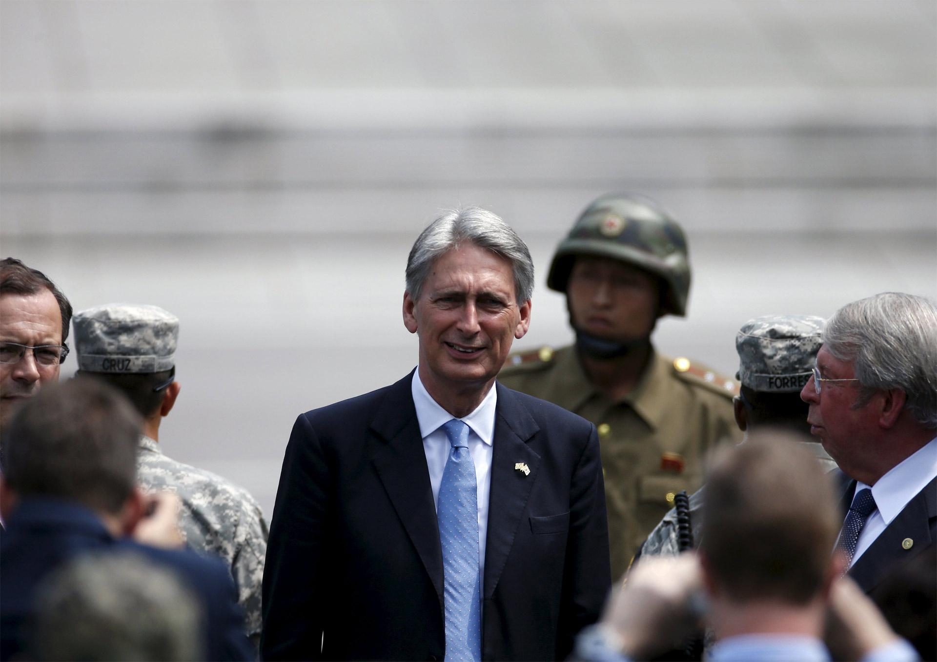 Por primera vez desde 2003, un ministro británico de Relaciones Exteriores volverá a visitar el país