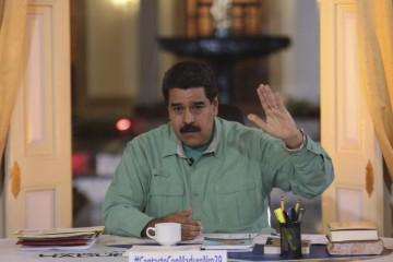 La medida tomada por el mandatario venezolano corresponde al cierre de la frontera entre Venezuela y Colombia
