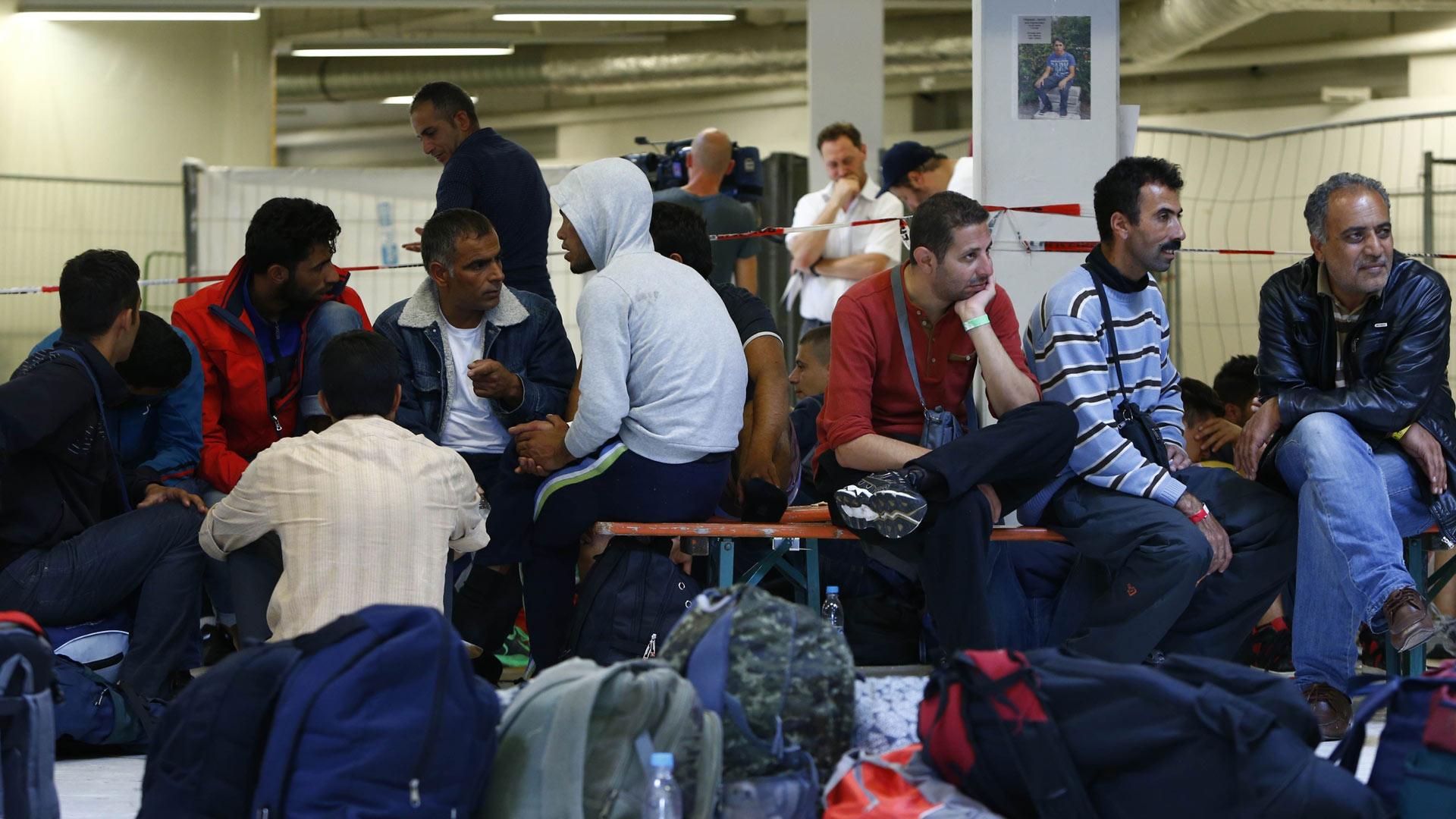 La Eurocámara votó a favor de la distribución de 120.000 solicitantes de asilo dentro de la Unión Europea