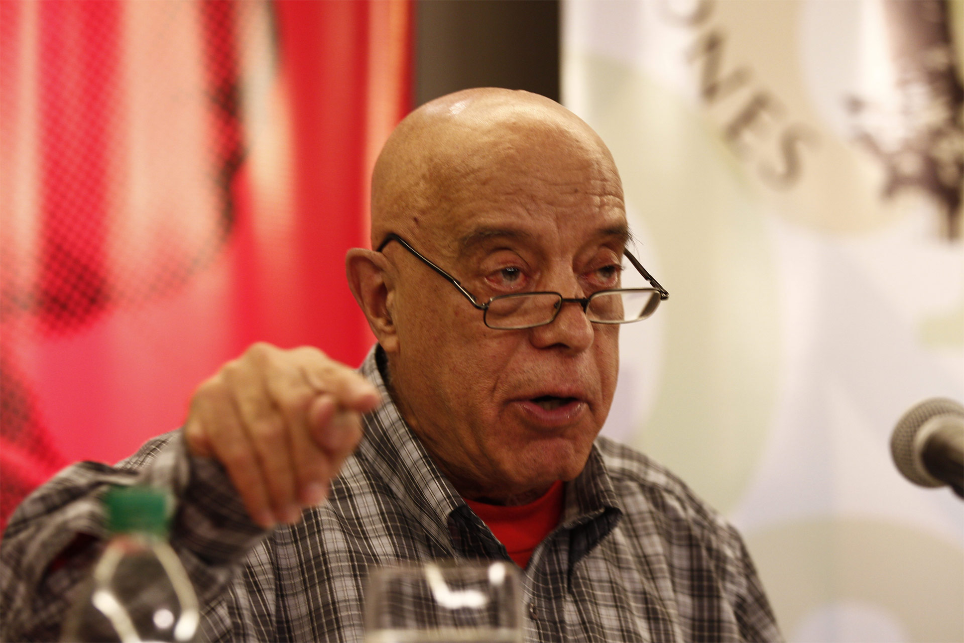 A Héctor Amodio Pérez se le imputaron delitos de privación de libertad, durante la dictadura
