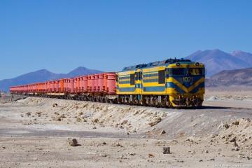 Venezolano adquirió la mitad de Ferroviaria Andina