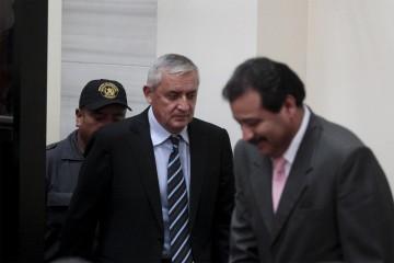 Cronología de los hechos que llevaron a la renuncia del presidente Pérez