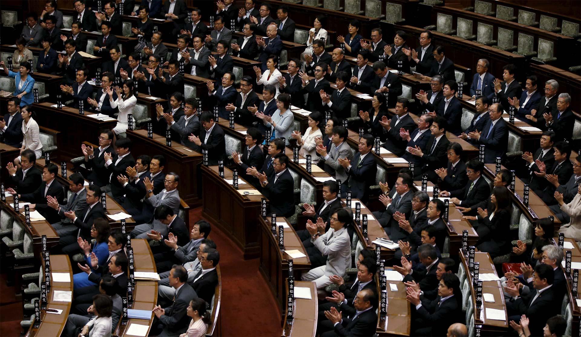 japon podrá asistir militarmente a sus aliados
