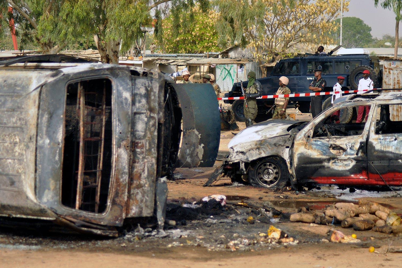 Más de 50 muertos en atentado en Nigeria