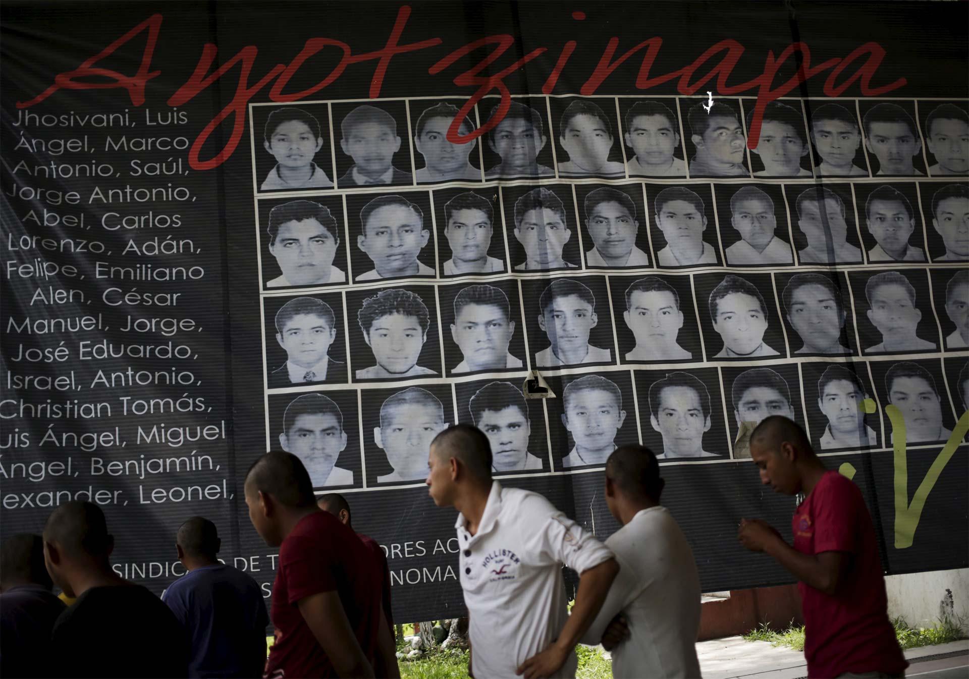 Uno de los principales sospechosos de la desaparición de 43 estudiantes mexicanos fue detenido en Guerrero
