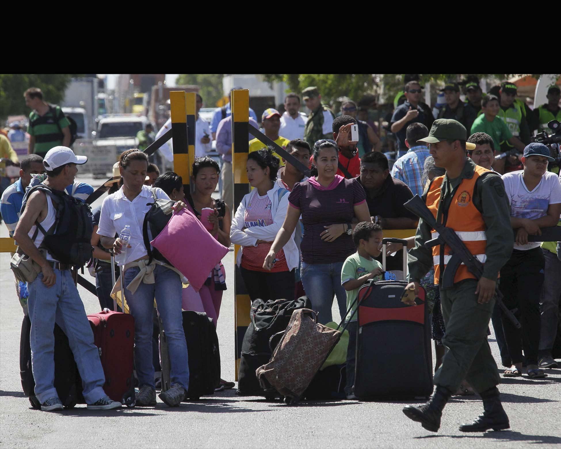 El objetivo del viaje es observar la situación de derechos humanos de las personas ubicadas en dicha zona