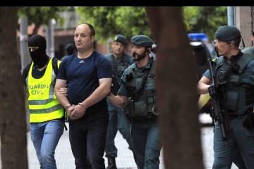 Según reportes, los arrestados por autoridades francesas podrían ser David Pla y Iratxe Sorzabal