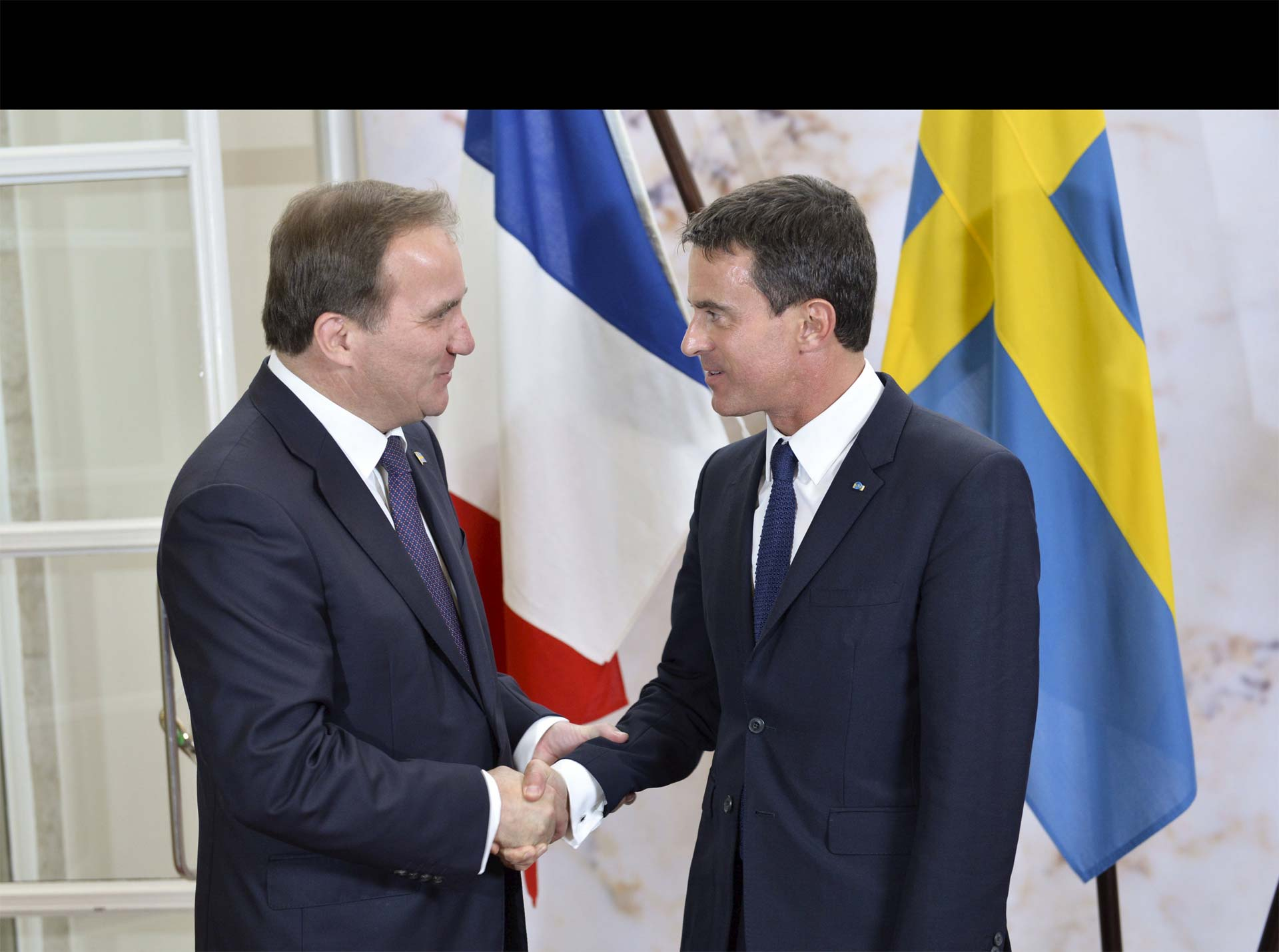 Francia y Suecia apoyan plan de la UE